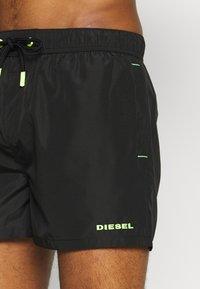 Diesel - SANDY - Shorts da mare - black - 3