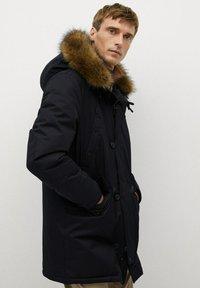 Mango - Winter coat - zwart - 3