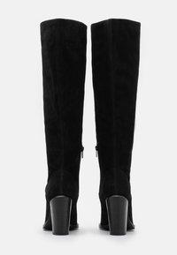 Bronx - NEW AMERICANA - High heeled boots - black - 3