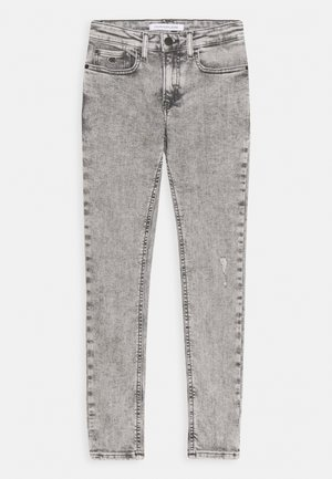SUPER SKINNY LIGHT WASH - Jeans Skinny Fit - denim