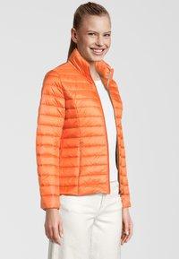 JOTT - Gewatteerde jas - orange - 2