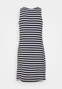 Marks & Spencer London - SWING DRESS - Jersey dress - black - 1