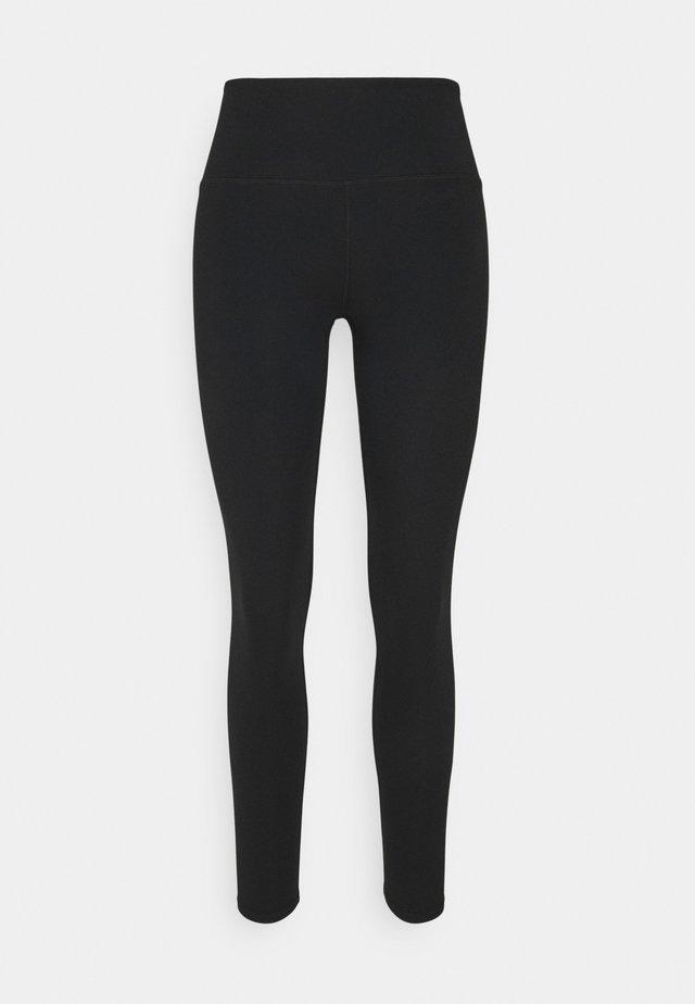 SPORT LEGGINGS - Collants - black dark