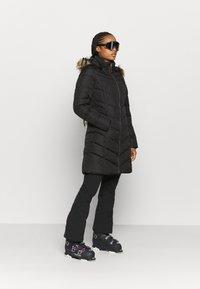 Icepeak - VELVA - Winter coat - black - 1