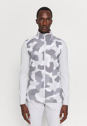 PACKLIGHT PRINT GOLF  - Outdoor jacket - grey
