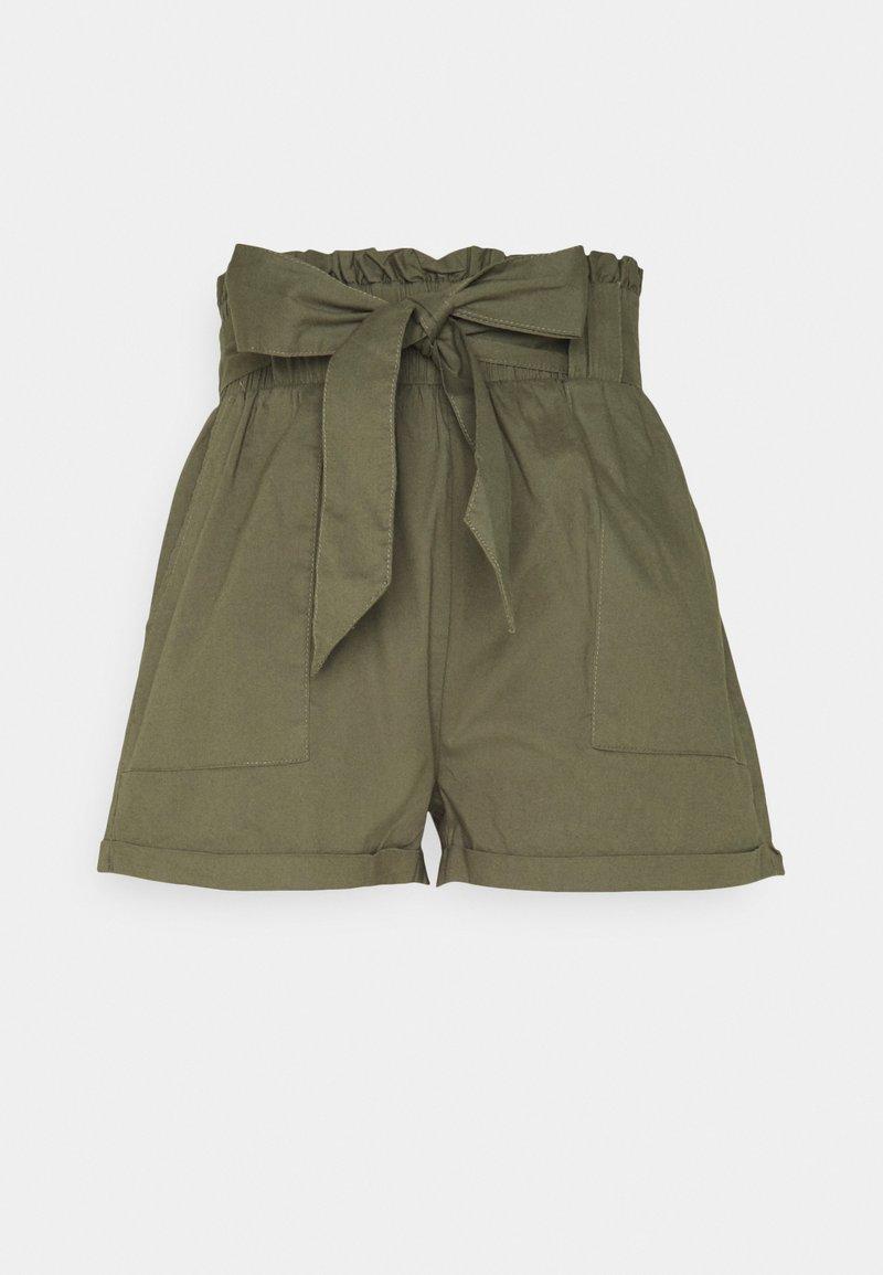 ONLY - ONLSMILLA BELT - Shorts - kalamata