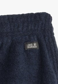 Jack Wolfskin - OKAMI PANTS KIDS - Tygbyxor - midnight blue - 4