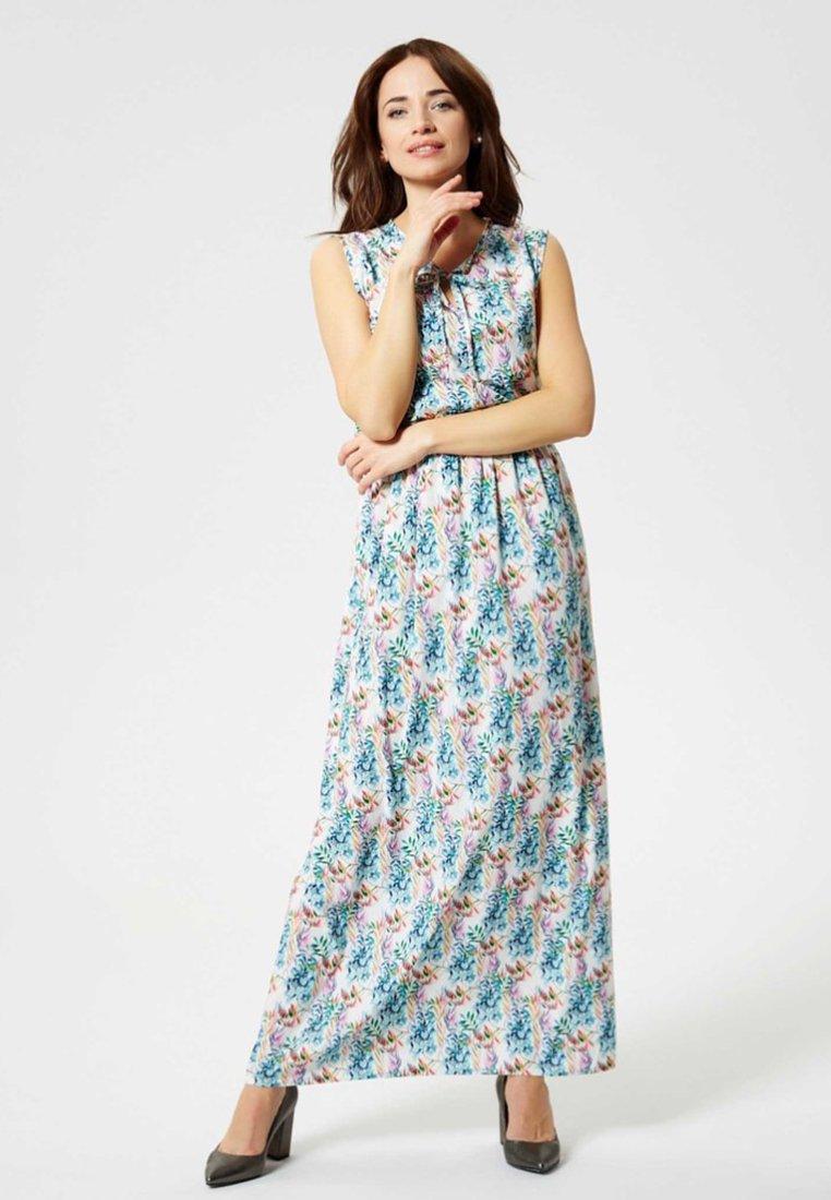 Fashionable Women's Clothing usha Maxi dress mint 8ssmu0uyn