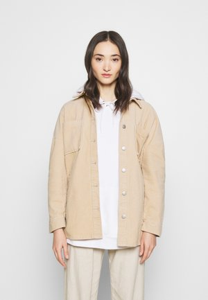 ONLJOAN BITTEN SHACKET  - Short coat - humus