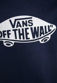 Vans - OTW  - Print T-shirt - blue - 2