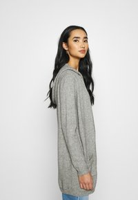 ONLY - Cardigan - medium grey melange - 3
