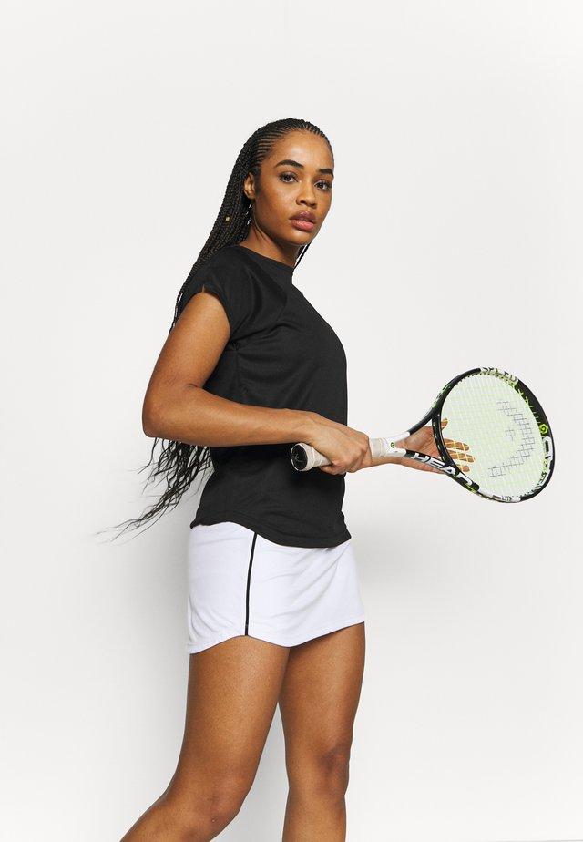 COURT SKORT - Sports skirt - brilliant white