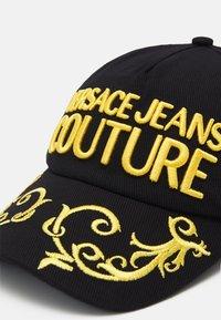 Versace Jeans Couture - UNISEX - Czapka z daszkiem - nero - 3