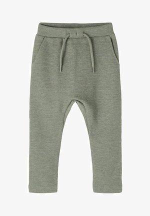 Tracksuit bottoms - castor gray