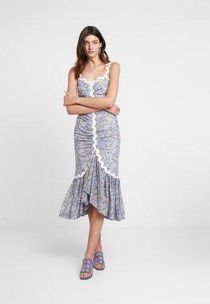 LADY MIDI DRESS - Day dress - lavender