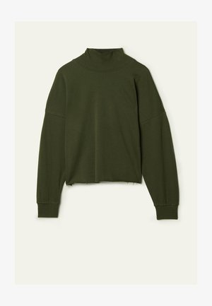 Sweatshirt - eco green