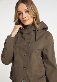 DreiMaster - Light jacket - grau oliv - 3