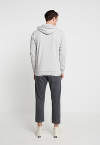 Only & Sons - ONSBASIC HOODIE UNBRUSHED - Hoodie - light grey - 2