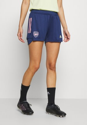 ARSENAL FC AEROREADY FOOTBALL SHORTS - Pantalón corto de deporte - tech indigo