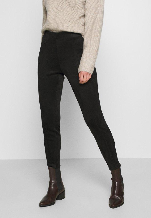 NMTALLY - Leggings - Trousers - black