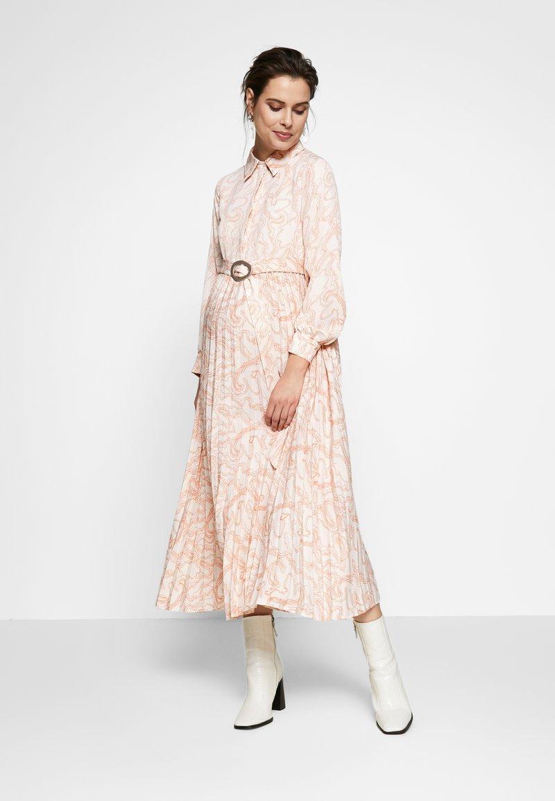 Glamorous Bloom - Sukienka koszulowa - nude