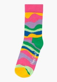 Happy Socks - KIDS RAINBOW SMILE DOT 3 PACK - Socks - multi-coloured - 1