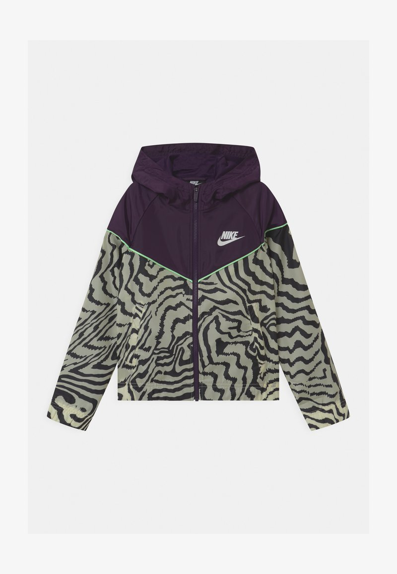 Nike Sportswear - WINDRUNNER  - Training jacket - grand purple/vapor green