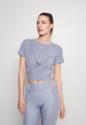 ONE LUXE - Print T-shirt - ashen slate