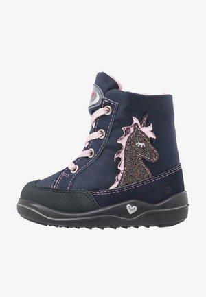 ALINA - Zimní obuv - nautic/marine
