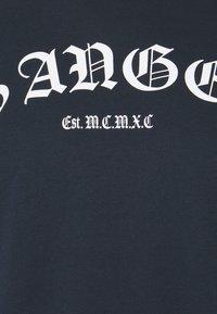 Jack & Jones - JORIMMORTAL TEE CREW NECK - Print T-shirt - navy blazer - 2
