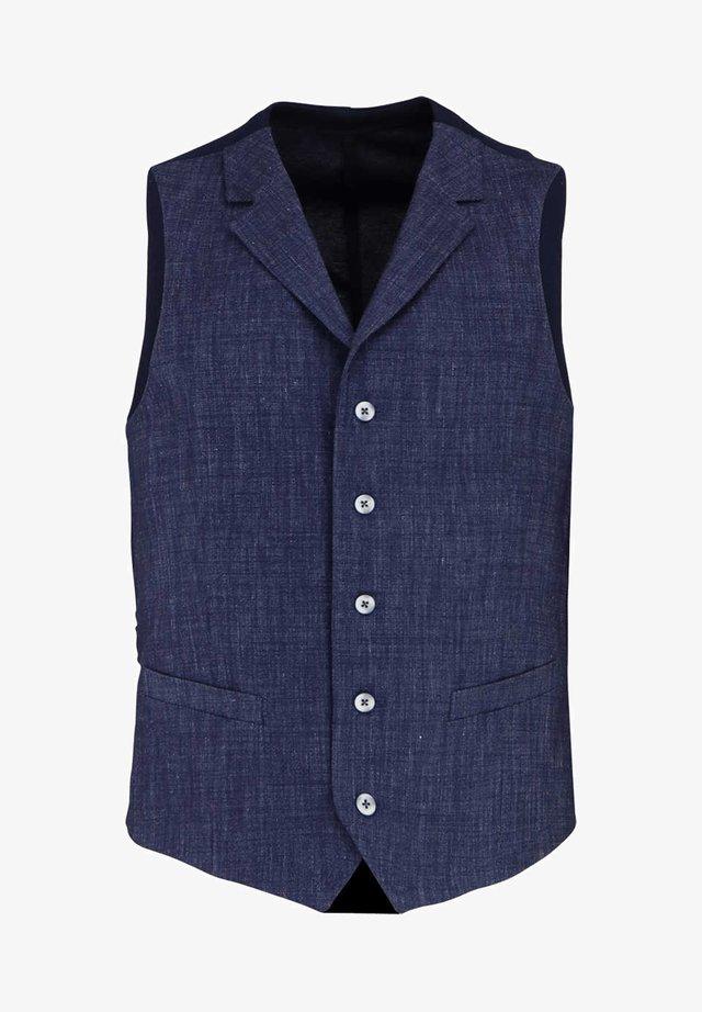 Waistcoat - dunkelblau