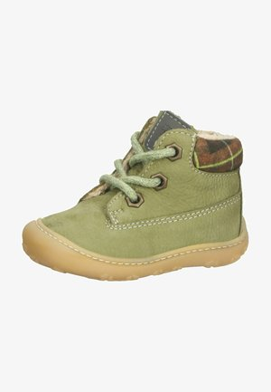 Vauvan kengät - oliv 584