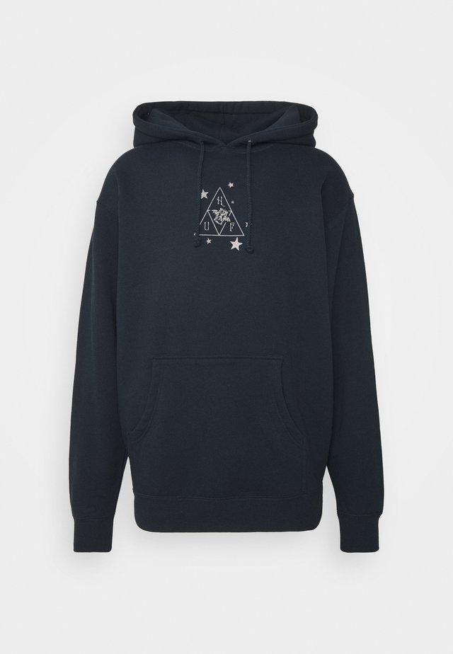STARLIGHT HOODIE - Sweatshirt - navy
