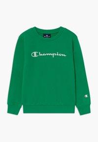 Champion - LEGACY AMERICAN CLASSICS CREWNECK UNISEX - Sweatshirt - green - 0