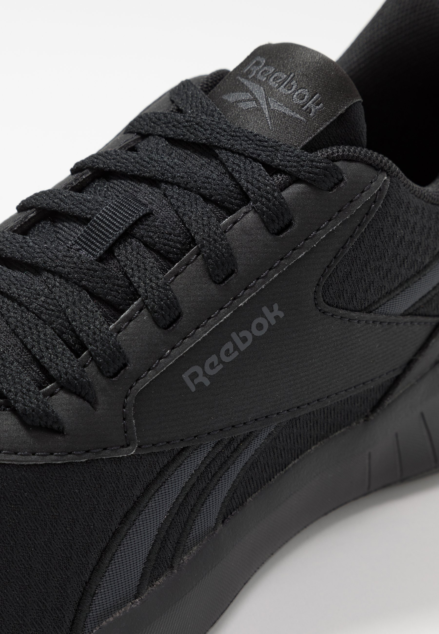 Reebok LITE 2.0 - Nøytrale løpesko - black/grey