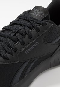 Reebok - LITE 2.0 - Neutral running shoes - black/grey - 5