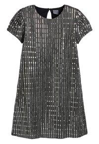 Next - Cocktailkleid/festliches Kleid - silver - 0