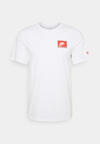 TEE MECH AIR FIGURE - T-shirt med print - white