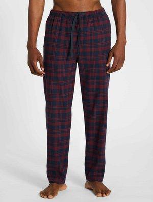 Pyjamabroek - bordeaux