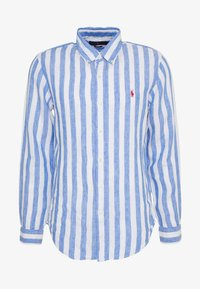 STRIPE SLIM FIT - Košile - blue/white