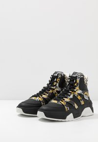 Versace Jeans Couture - Baskets montantes - nero - 2