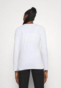 Peak Performance - ORIGINAL - Maglietta a manica lunga - white - 2