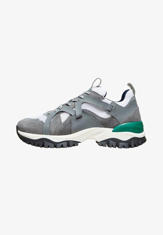 SLHADAM  - Sneakers laag - grey