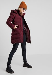 Icepeak - ANOKA - Winter coat - wine - 1