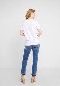 Escada Sport - EDONATA - Print T-shirt - white - 2