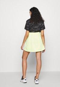 adidas Originals - A-line skirt - semi frozen yellow - 2