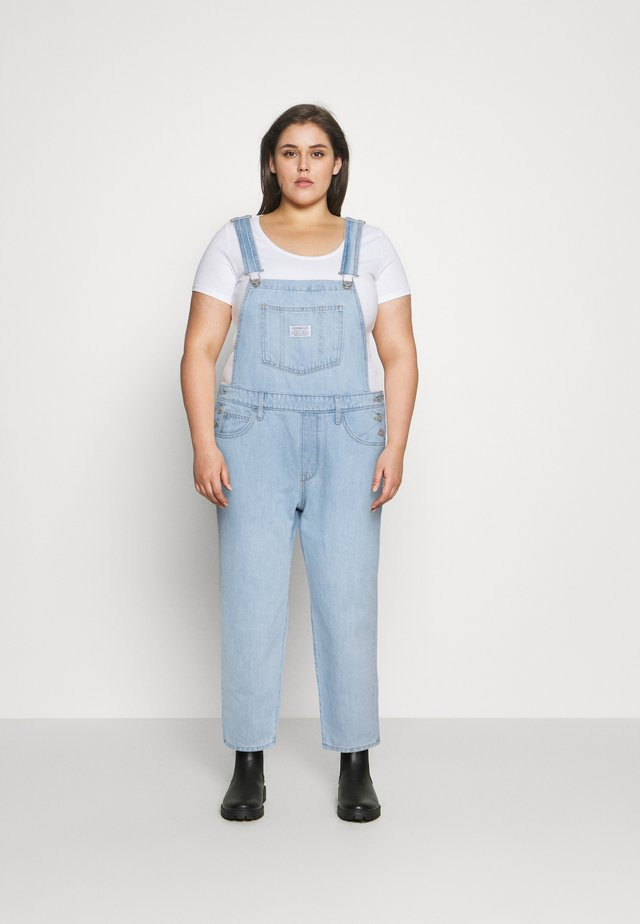 EVERYDAY OVERALL - Overall /Buksedragter - so over it