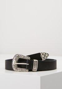 YOURTURN - Belt - black - 0