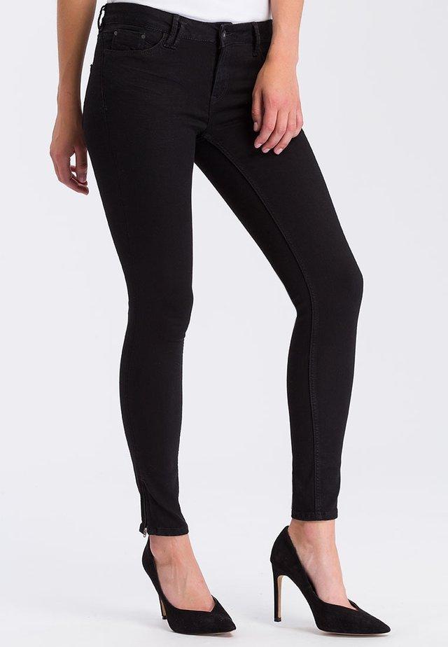 GISELLE - Jeans Skinny Fit - black