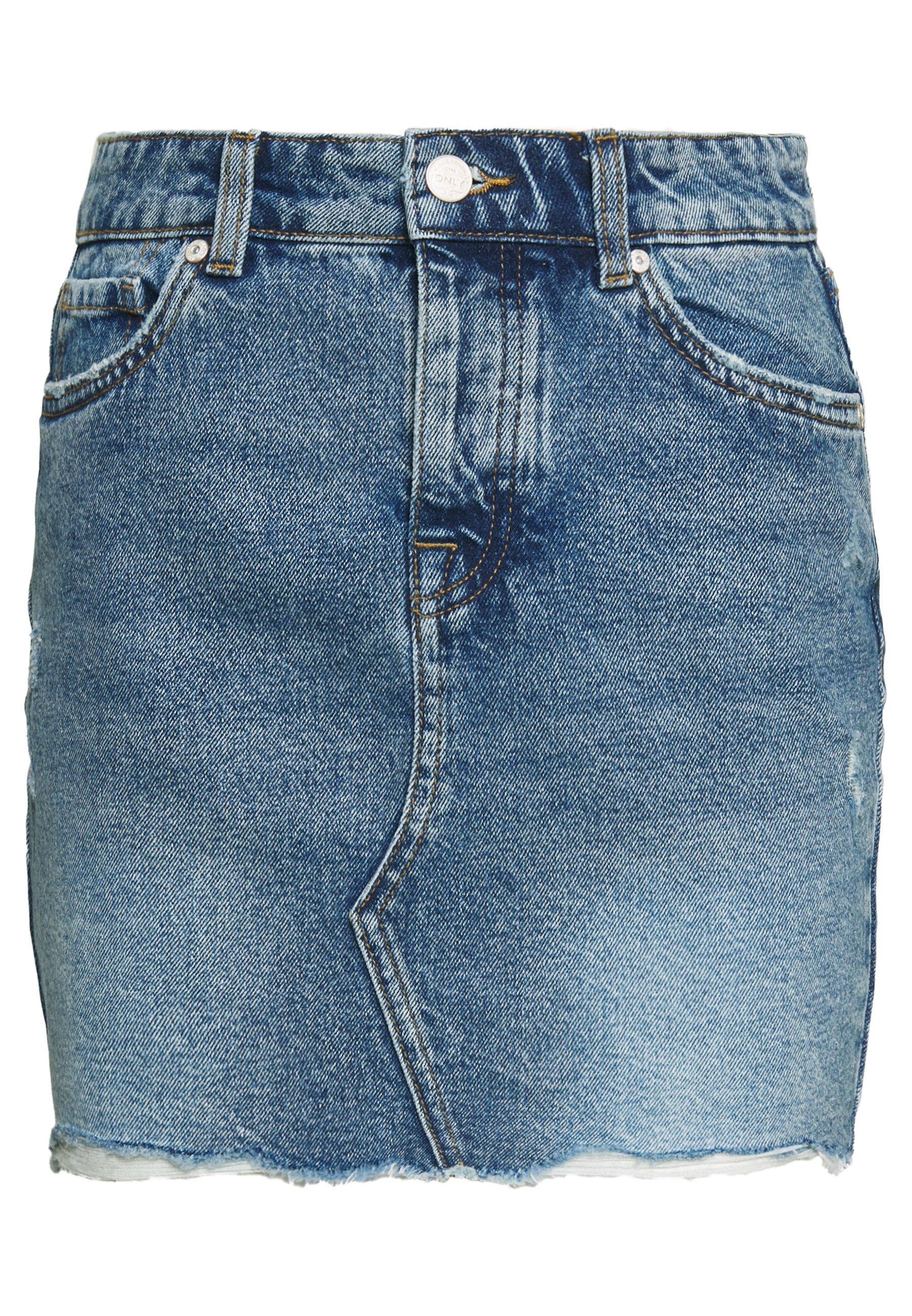 Mujer ONLSKY SKIRT - Minifalda